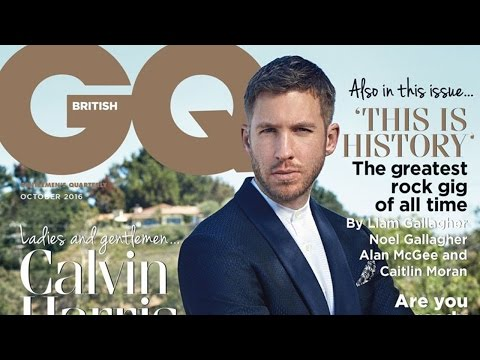 Calvin Harris Opens Up About His Split From Taylor Swift