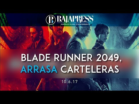 Blade Runner 2049 , la gran atracción en la cartelera