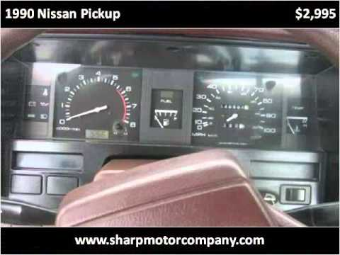 1990 nissan pickup used cars pulaski tn youtube for Sharp motor company in pulaski tn