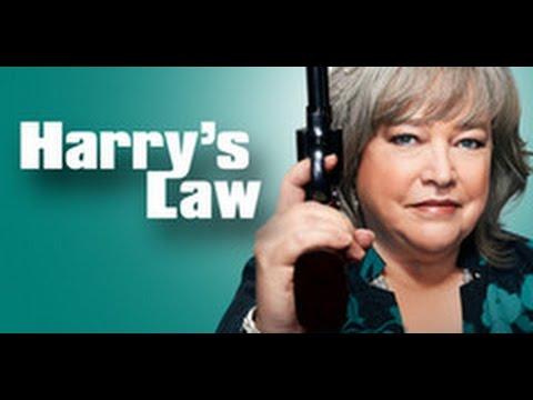 """""""Harry's Law"""" TV Intro"""