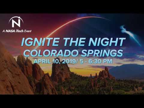 A NASA iTech Event: Ignite the Night-Colorado Springs