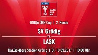 SV Grodig vs Linzer ASK full match