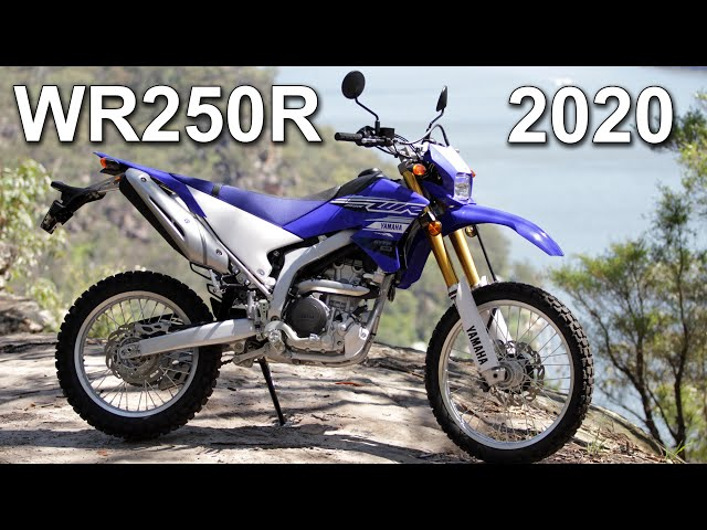 I bought a 2020 Yamaha WR250R! And WHY!