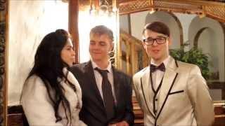 Отзыв Маргариты и Сергея о работе ведущего Андрея Александрова на свадьбе