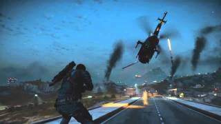 Just Cause 3  Burn It! Trailer