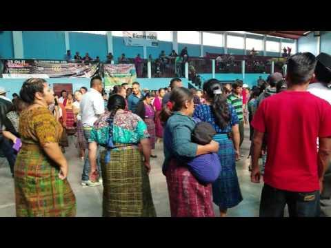 Marimba maya tzuluma la international , San pedro soloma  2017