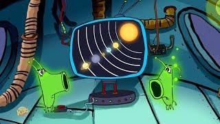 Поросёнок: Фильм 7-й | НЛО | мультики для детей | видео для детей | Piglet Series - UFO