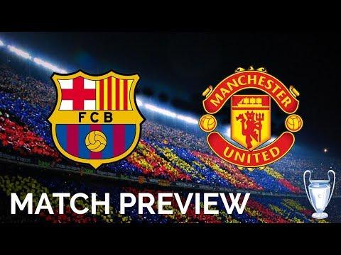 Barcelona vs Manchester United | UEFA Champions League | Quarter Final 2nd  Leg