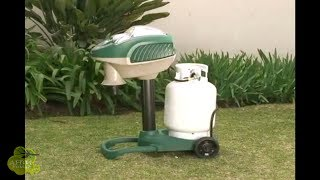 видео Ловушка для комаров Mosquito Magnet Executive. Обзор и отзывы