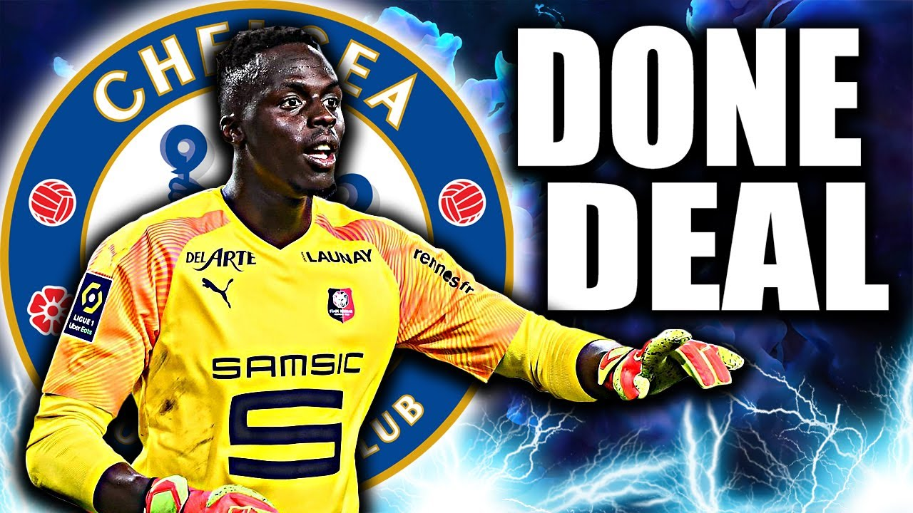 Chelsea's 8th Signing DONE! Frank Lampard Secures His NEW Goalkeeper Edouard Mendy For Around £20m!