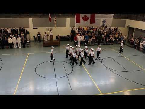 Royal Canadian Sea Cadet Corps - March On Ship's Company