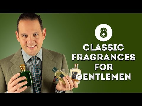 8 Classic Fragrances For Gentlemen - Scents & Colognes From Dior, Creed, Guerlain & More
