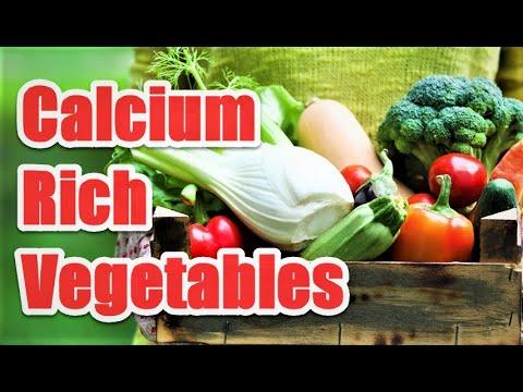 Top 9 Vegetables Rich In Calcium