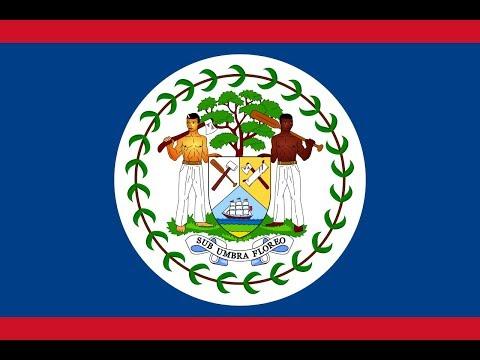 Флаг Белиза.