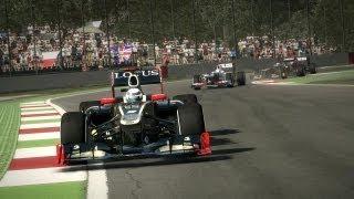 F1 2012 DEMO Gameplay [ PC HD ]
