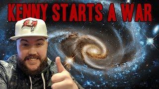 Kenny Starts an Intergalactic War
