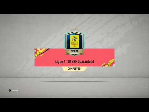 GUARANTEED LIGUE 1 AND LATAMMLS TOTS SBC COMPLETED FIFA 20 Ultimate Team