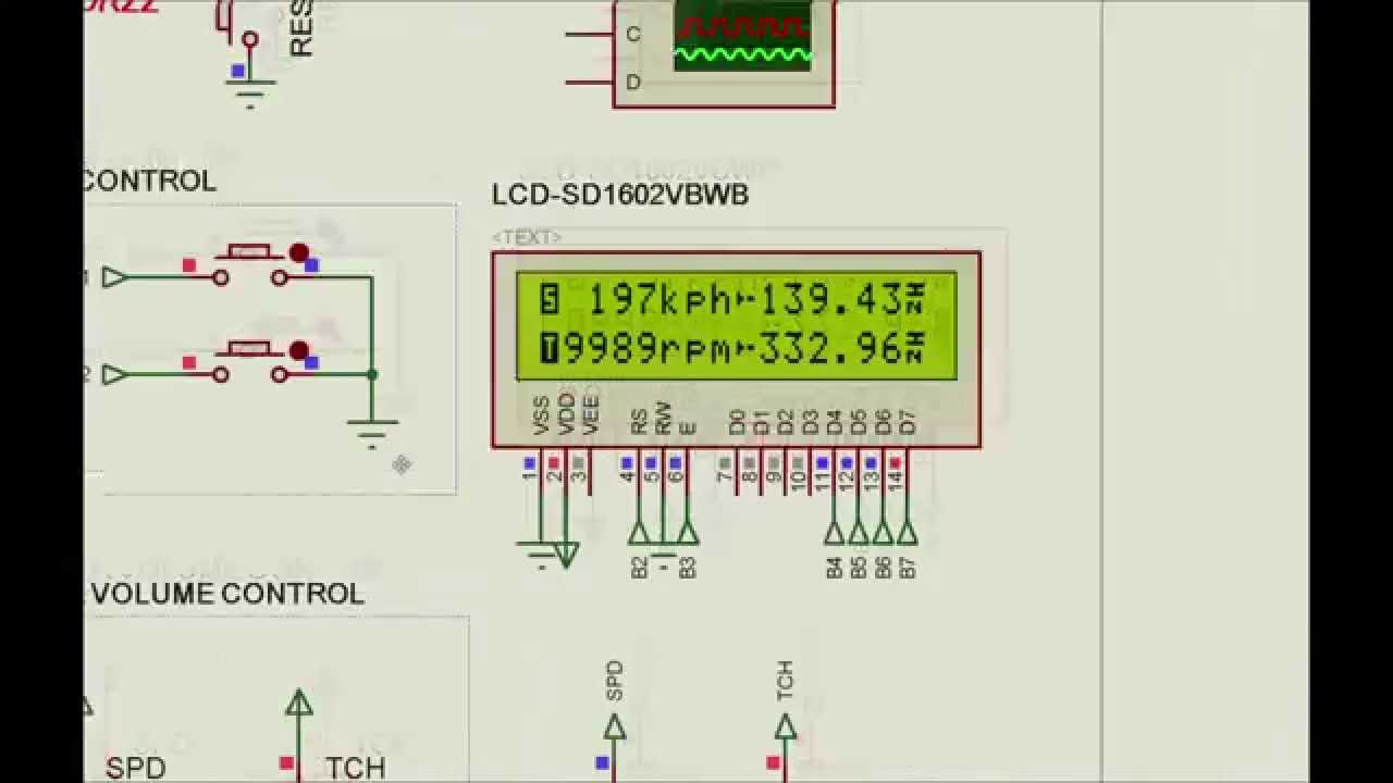 Hi Precision Automobile Pulse Generator With Proteusisis Youtube Generating Circuit