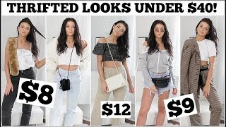 $8 OUTFITS! Look LUXURY For LESS!