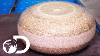 CURLING STONES | How It's Made