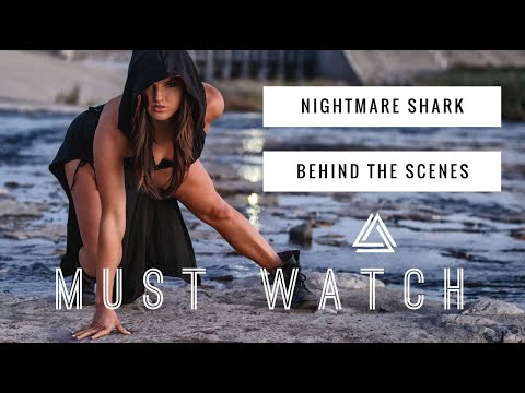 NIGHTMARE SHARK MOVIE (SYFY) - DISRUPTIVE TRICKS TO BEING AN AWESOME ACTOR & FILMMAKER