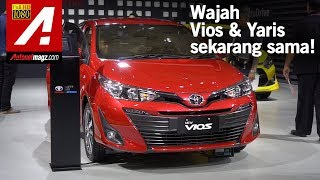 Toyota New Vios Facelift 2018 First Impression Review by AutonetMagz
