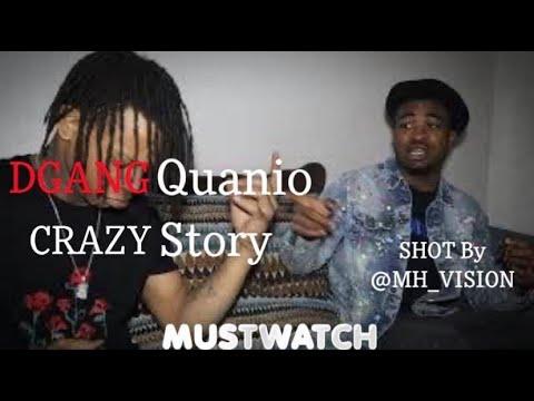 DGANG Quanio- CRAZY STORY| SHOT By @MH_VISION mp3 letöltés