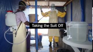 Ebola Protection Gear Safety