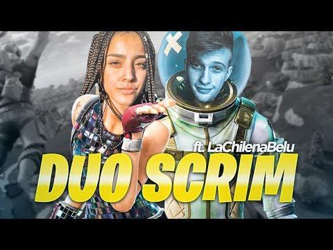 Duo Scrim - zEkO x LaChilenaBelu