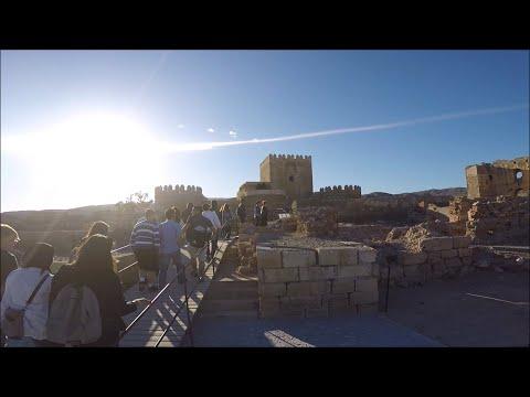 Almeria city tour (recorrido por la Almería  ciudad)