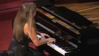 Laura Magnani, piano performs: Frederic Chopin Ballade No.1 in G minor, Op.23 Thumbnail