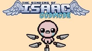 ТАНЕЦ С НОЖАМИ // The binding of Isaac: GODMODE