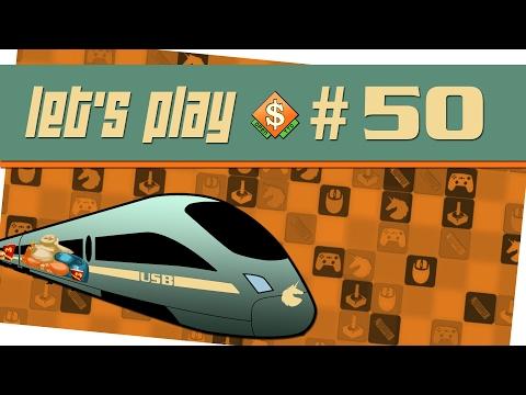 Let's Play OpenTTD - Alpines Szenario #50 [Deutsch]
