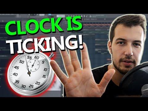 MAKING FUTURE BASS IN 5 MINUTES - CHALLENGE - FL Studio