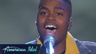 Michael J. Woodard - American Idol 2018 - All Performances (...