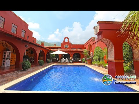 Casa Molino In Ajijic Central Chapala Jal. Mexico