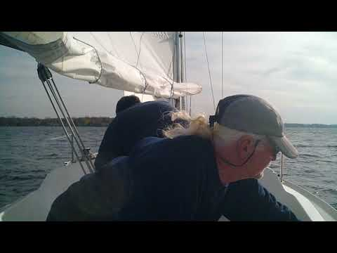 Sailing Minnetonka