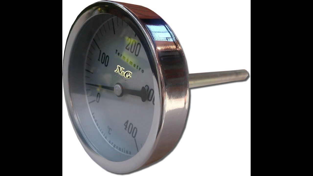 Pirometros termometros mecheros para horno de barro youtube - Como se hace horno de lena ...