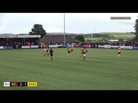 Kelty Hearts Annan Athletic Goals And Highlights