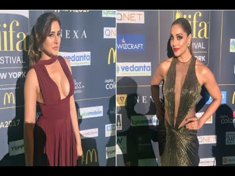 In Graphics: Pictures of Bollywood stars in IIFA Awards 2017