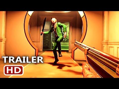 PS5 – Deathloop Gameplay (4K Ultra HD)