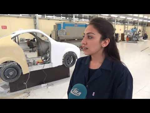 Elektrikli Otomobil 'Ayvaz'da Son Aşamaya Gelindi