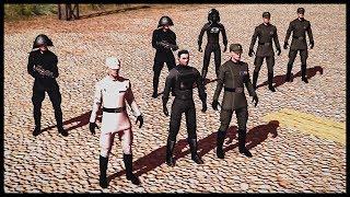 Star Wars Imperial Officer ASSASSINATION