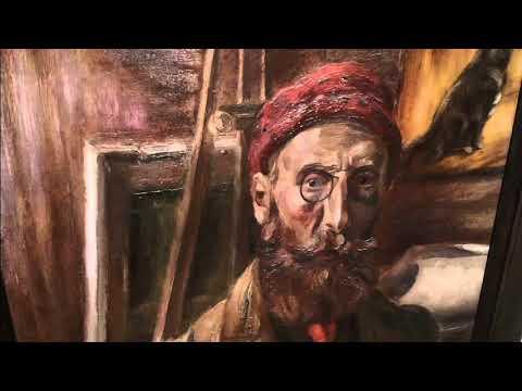 Henri Le Fauconnier 亨利·樂·福科尼耶 (1881-1946) cubism  Franch