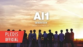Video SEVENTEEN(세븐틴) 4th Mini Album 'Al1' Highlight Medley download MP3, 3GP, MP4, WEBM, AVI, FLV Agustus 2018