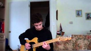 Chromazone - Mike Stern - Guitar Cover by Alec DeCaprio