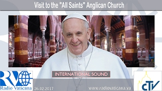 """2017.02.26 Visit to the """"All Saints"""" Anglican Church"""