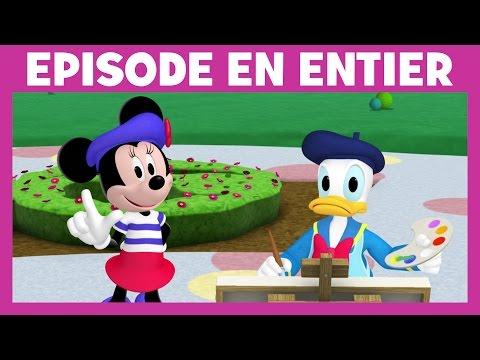 Moment Magique Disney Junior - La Maison de Mickey : Voyage à Paris