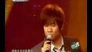 JJ林俊杰 ~ '发现爱'  《名师高徒》节目 (11 Sep 08)