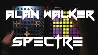 Video Alan Walker - Spectre (Dual Launchpad) S and Pro ;D download MP3, 3GP, MP4, WEBM, AVI, FLV Juli 2018